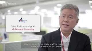 bangkok airways on outsourcing financial processes to accelya