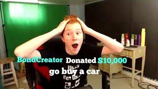 I Fake Donated $15,000 to a Fortnite Twitch Streamer (twitch troll donation)(kianiskoolfx)
