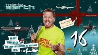 16. Dezember 2016 /// Beziehungstipps zur Adventszeit - von und mit Mario Barth