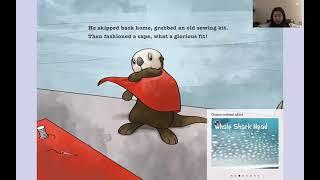 Edwin the Super Duper Otter 🦦