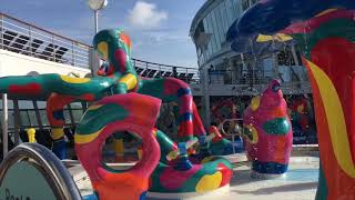 Tour of Allure of the Seas