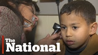 Medical treatment for refugee children in Canada