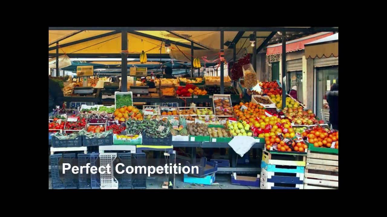 supermarket market structure