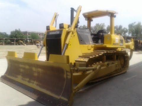 How To Operate Bulldozer   Operation Of Bulldozer