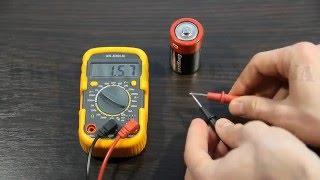 Тестер цифровий мультиметр UK 830LN