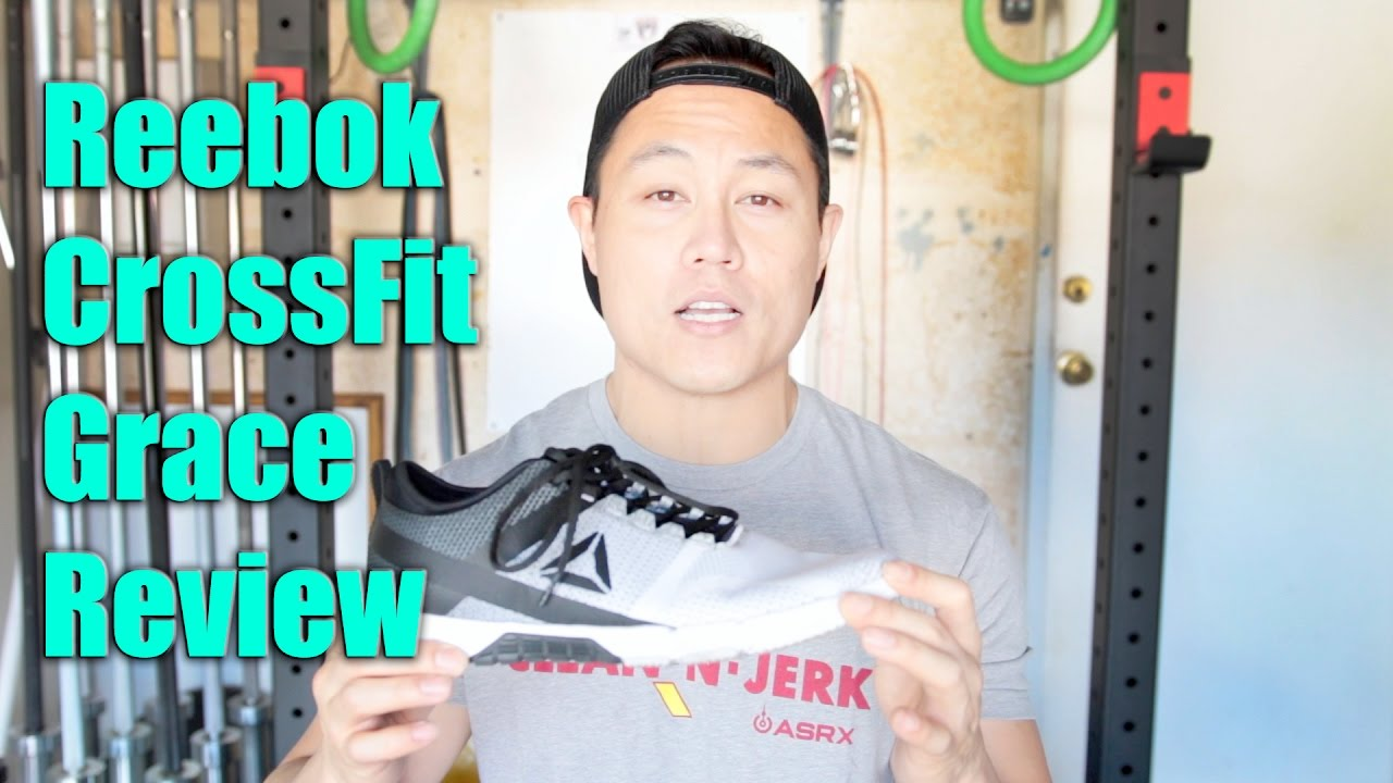 45ea3f4f4166 Reebok CrossFit Grace Review (From a male s perspective) - YouTube