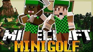 Minecraft Golf
