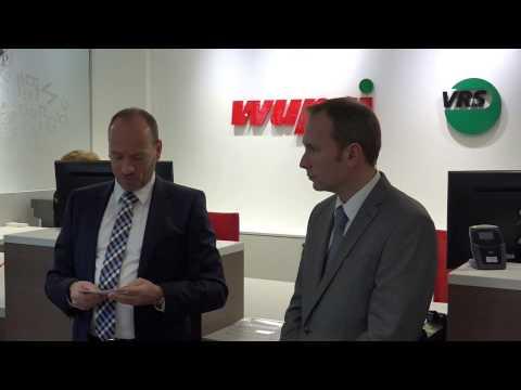 Leverkusen: Neues Wupsi-Kundencenter
