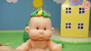смотреть видео как дети играют в куклы В Мире Детей