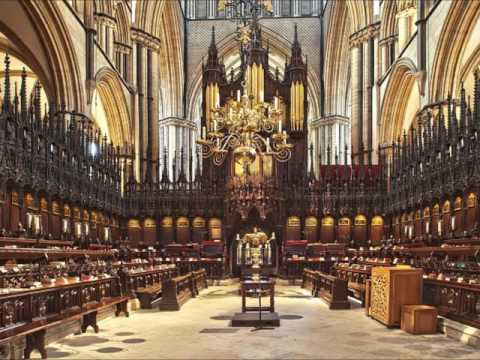 Choral Evensong - 16 August 2016