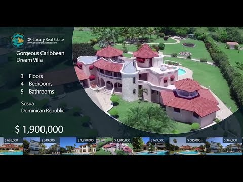 Luxury Real Estate in Dominican Republic