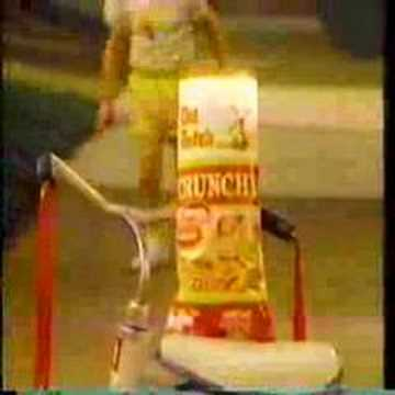 Old Dutch commercial (1987)