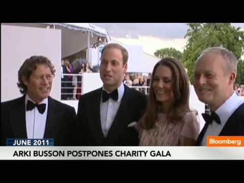 Ark Lavish Charity Gala Grounded: Arki Busson Postpones