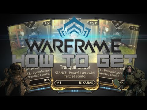 warframe how to change your warframe