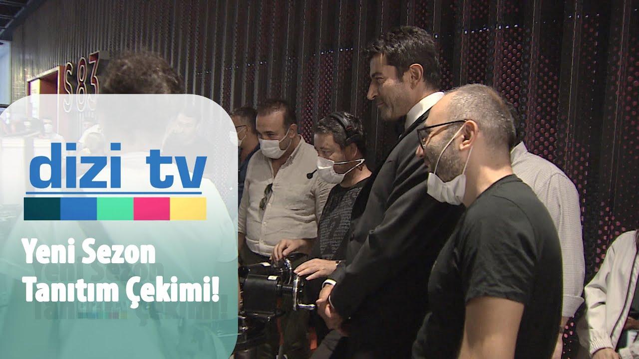Yeni sezon tanıtım çekimine katıldık! - Dizi Tv 696. Bölüm