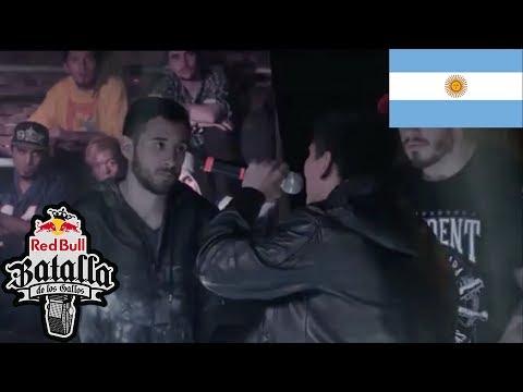 MC LOKI vs NOVA RAP - Cuartos: Córdoba, Argentina 2017 Red Bull Batalla de los Gallos