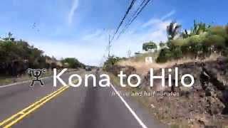 Toolin' Around with Andy Bumatai #238 Kona to Hilo in 5 min 24 Seconds