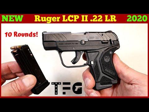 new-ruger-lcp-ii-.22-lr-(lite-rack)---thefirearmguy