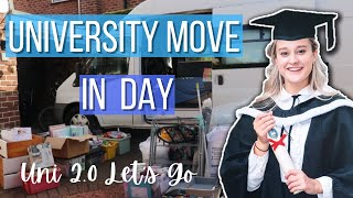 University Move In Day Vlog!!! (Seeing Campus & My Room for First Time)