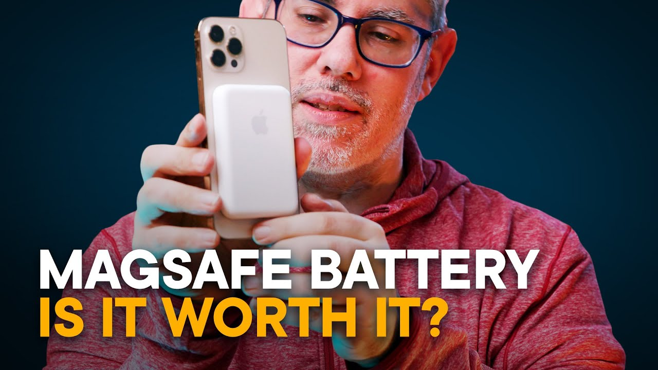 MagSafe Battery Pack Unboxed — On ALL iPhone 12 Variants!