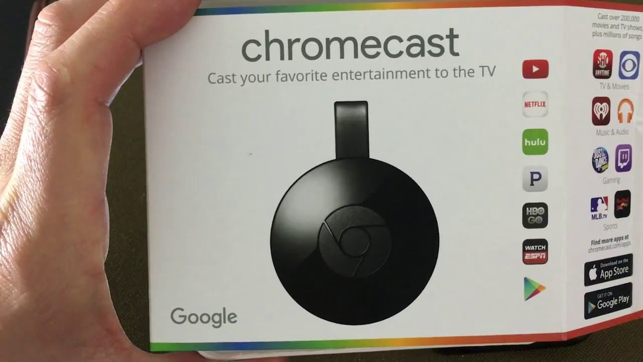 How To Reset Chromecast 2 0 To Factory Default As If Brand New Youtube