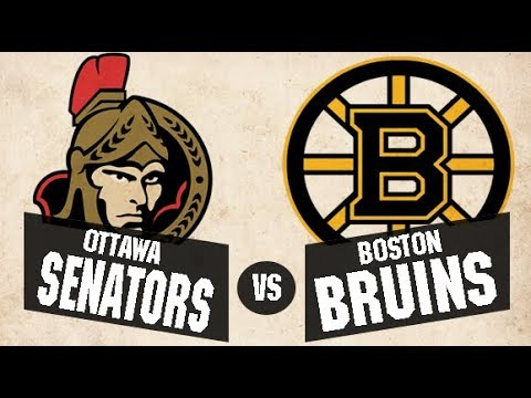 Ottawa Senators vs Boston Bruins (3-6) – Oct. 8, 2018 | Game Highlights | NHL 2018