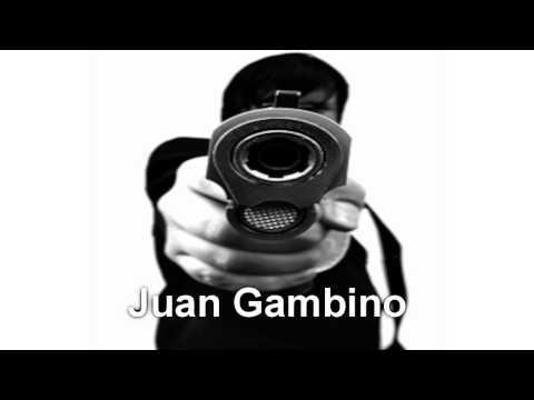 Juan Gambino - Black Gloves n Black Hoodies (New*2013)