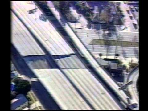 Northridge Earthquake January 17, 1994: Caltrans Responds
