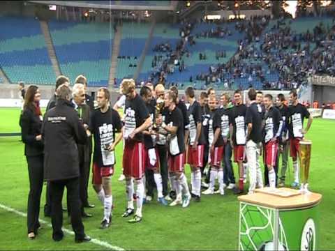 Pokalfinale RB Leipzig - Chemnitzer FC