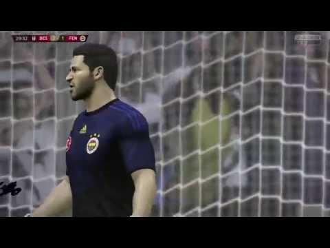 Olcay Şahan Fifa 15 FUT Amazing Goal