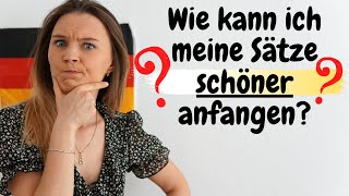 Verbessere deinen Ausdruck mit diesen Konnektoren!   Deutsch lernen b2, c1