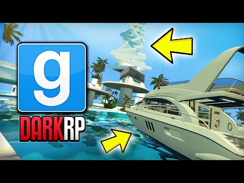 WE BOUGHT THE MOST EXPENSIVE THING MONEY CAN BUY! (Garry's Mod DarkRP)