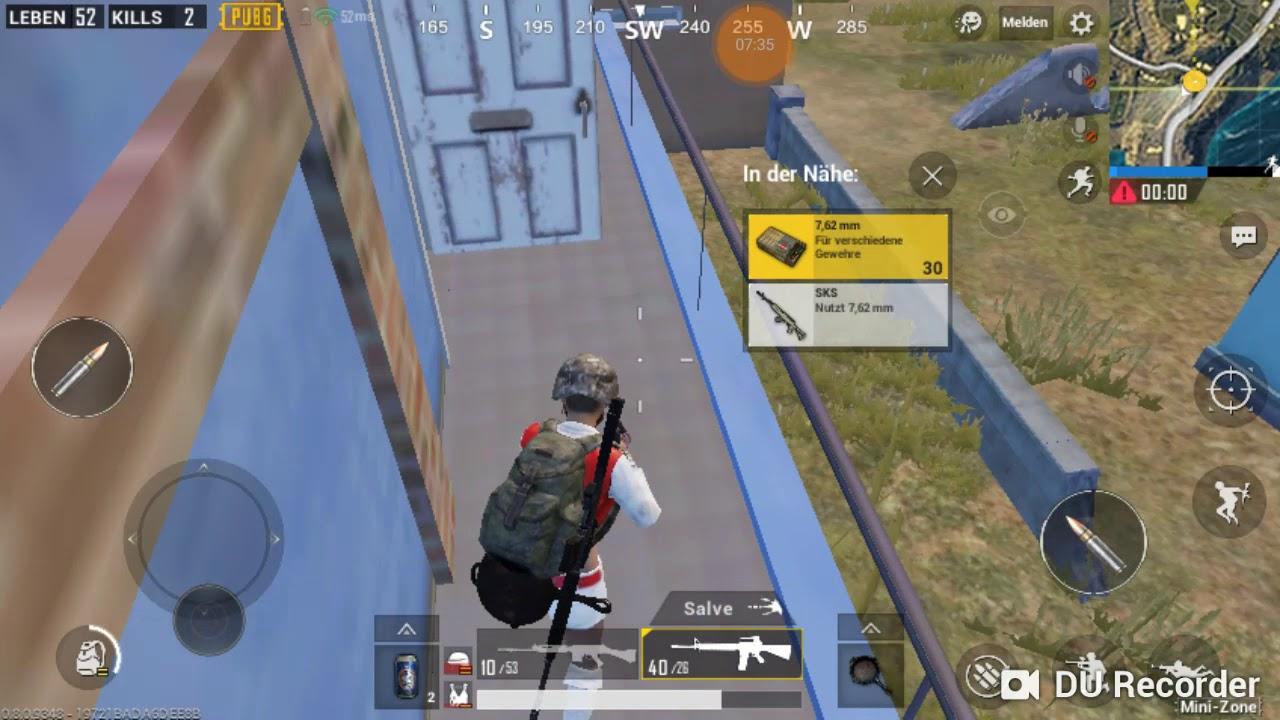 Mini Zonelauft Oder Sterbet Mit 99 Anderen Spielern In Einem Kampf Um Den Sieg