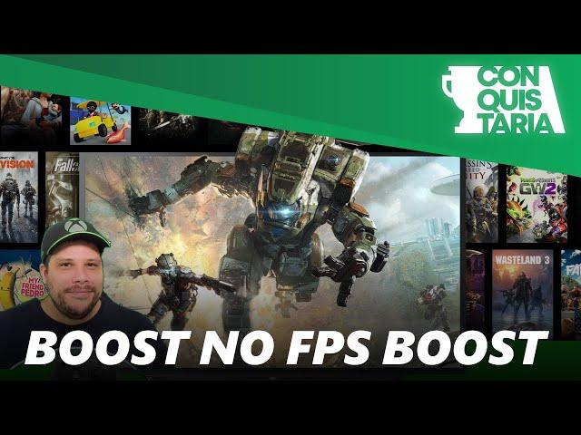 LEGADO dos jogos é no XBOX! Mais 74 recebem o FPS Boost, são 97 jogos no total agora