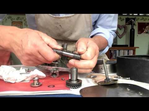 HMV No 59  Gramophone Motor Service