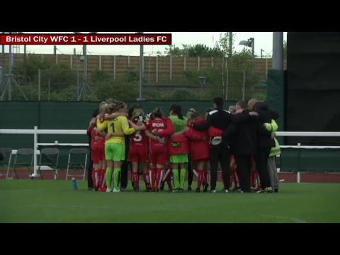 Bristol City Women vs Liverpool Ladies