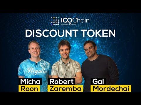 The Discount Token  Sweetbridge   ICOChain #5
