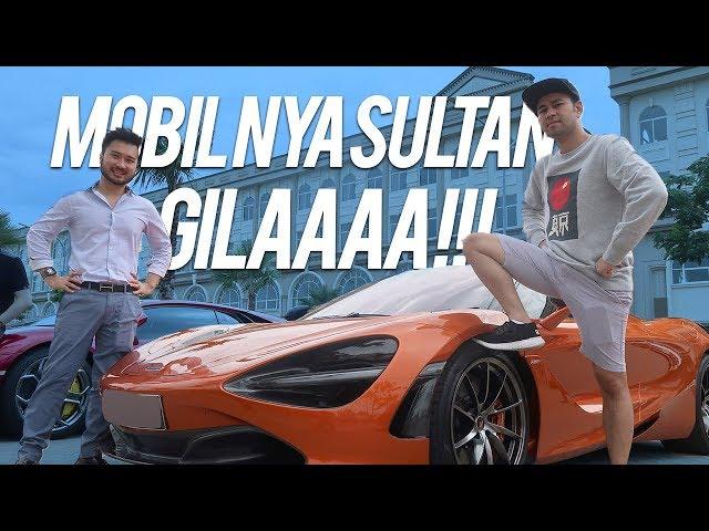 THE REAL MOBIL SULTAN - McLaren 720s