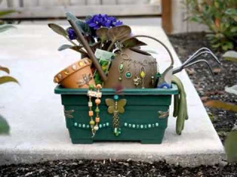 Garden T Basket Ideas YouTube