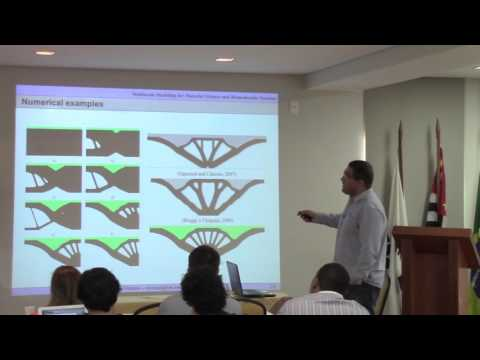 Topology optimization of multiphysics and scale systems - William Martins Vicente (FEM/Unicamp)