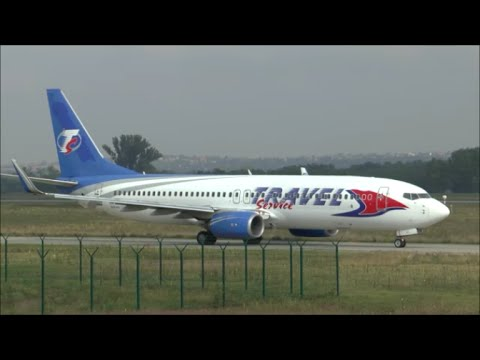 [HD MOVIE] Action spotting at Budapest Ferenc Liszt Airport - 05/10/2015