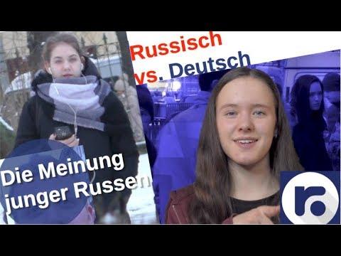 Die Meinung der jungen Russen