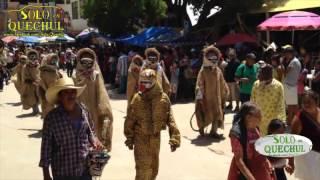 """paseo del """"Pendón"""" Quechultenango 2014"""