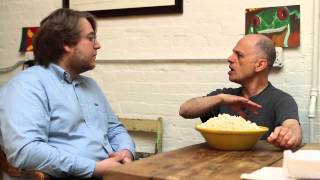 Composers Eating Kettle Corn - David Lang
