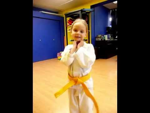 Mountain View Martial Arts and Fitness Meaning of yellow belt!
