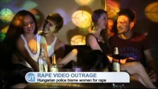 Anti-Rape Video Outrage: Hungarian women