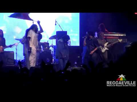 Damian Marley  Welcome To Jamrock @9 Mile Music Festival 332012