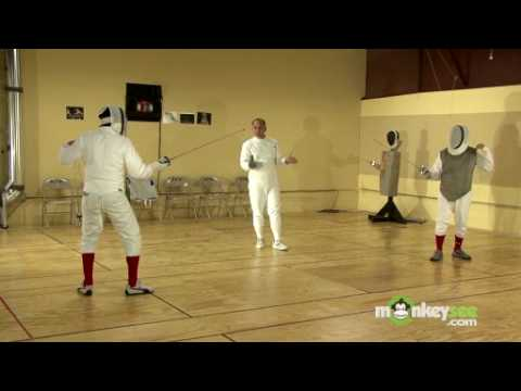 Fencing - The Circular Perry