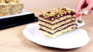 Новогодний Торт Маджарица Տորթ Մաջարիցա Madjarica Cake Recipe