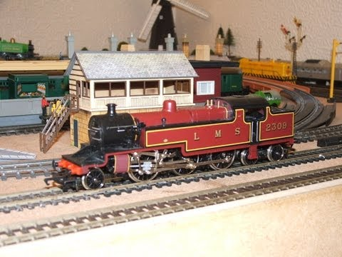 A British London Midland & Scottish [LMS] Railways Day. Hornby Triang.